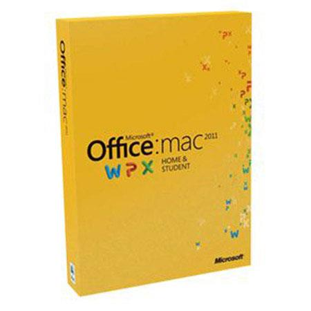 OFFICE MAC HOME AND STUDENT SPANISH 68 - 441
