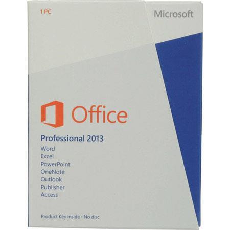 MICROSOFT OFFICE PRO ENGLISH 55 - 584