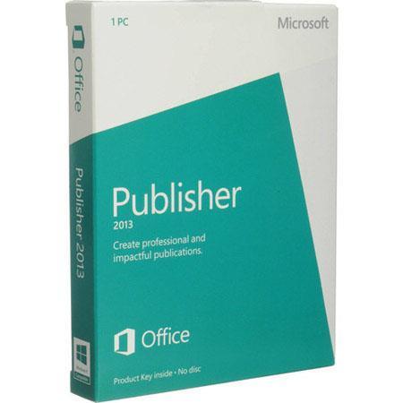 MICROSOFT PUBLISHER ENGLISH 39 - 569