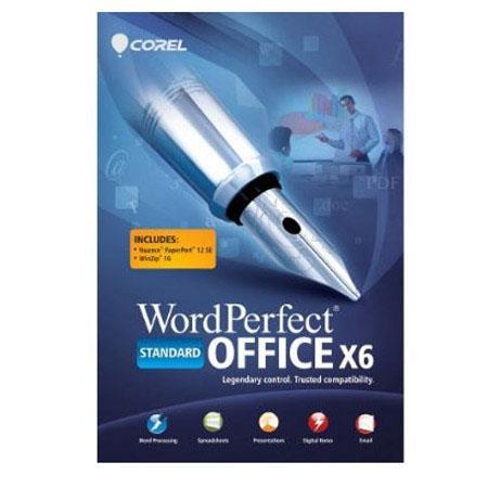 WORDPERFECT OFFICE STANDARD 68 - 671