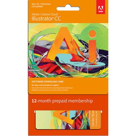 Adobe Illustrator CC Creative Cloud Individual Month Subscription Software Download 276 - 33