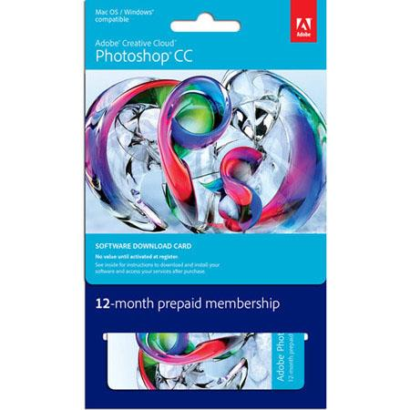 Adobe Photoshop CC Creative Cloud Individual Month Subscription Software Download 276 - 33