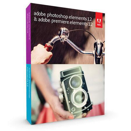 Adobe Photoshop Elements Adobe Premiere Elements  115 - 693