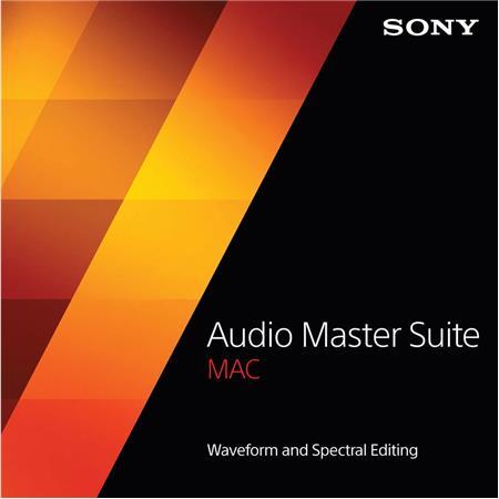 SONY AUDIO MASTER SUITE MAC DOWNLOAD 265 - 241