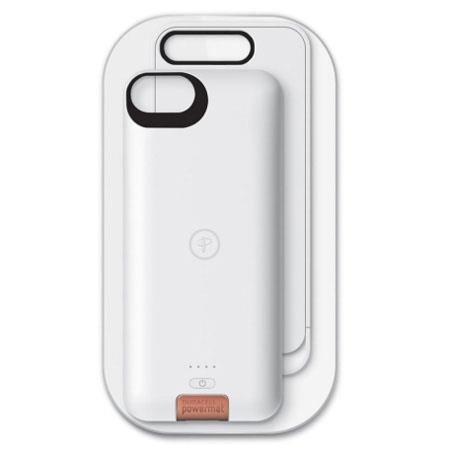 Duracell Powermat PowerSet Kit iPhone s includes AccessCase SnapBattery and Powermat 191 - 333