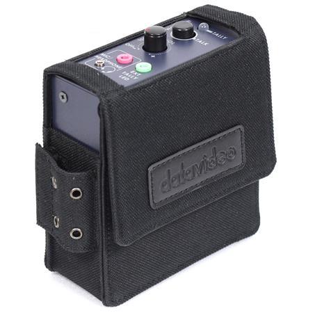 Datavideo ITC SL Wired Add On Beltpack ITC Intercom System 268 - 32