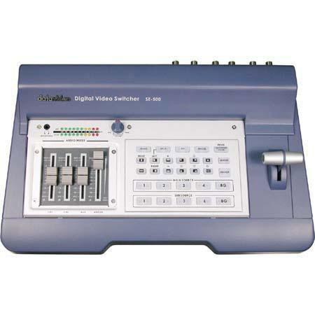 Datavideo SE PAL Digital A V Switcher Composite S Video Switcher Inputs 103 - 513