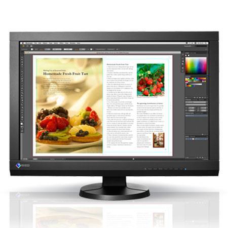 Eizo ColorEdge CX BK LED Monitor ColorNavigator Calibration Software Bundle EIZO EX Sensor 258 - 23