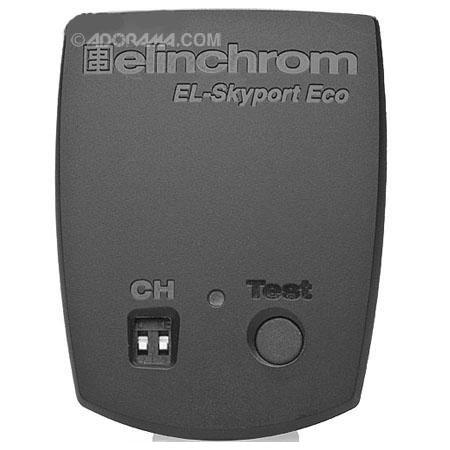 Elinchrom EL Skyport ELS Transmitter ECO just Fires Channels no Groups 52 - 268