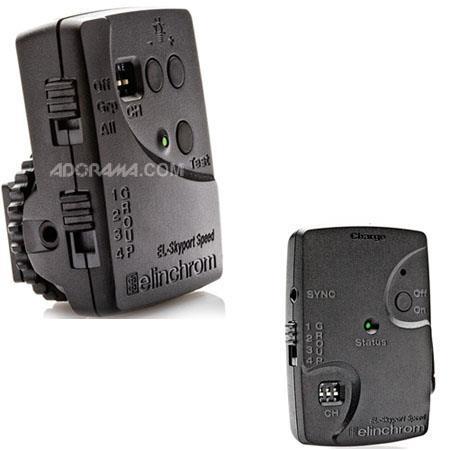 Elinchrom EL Speed Skyport Universal Flash Trigger Set EL 264 - 795