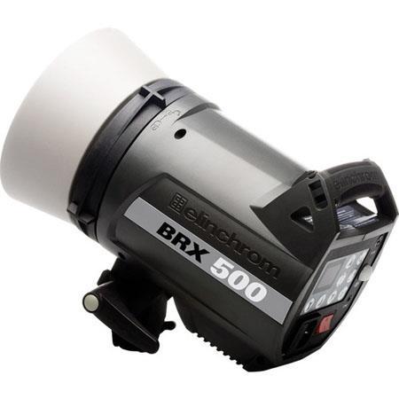 Elinchrom Style BRX Multi Voltage Compact Monolight Flash Unit Ws Energy 70 - 698