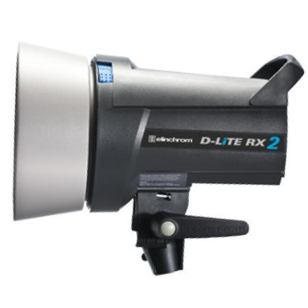 Elinchrom D Lite RX Compact Monolight built Skyport Ws Energy 294 - 147