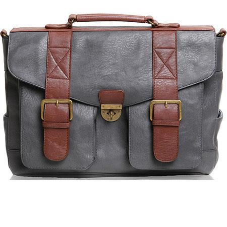 Epiphanie Austin Satchel Camera Bag Brown 57 - 729