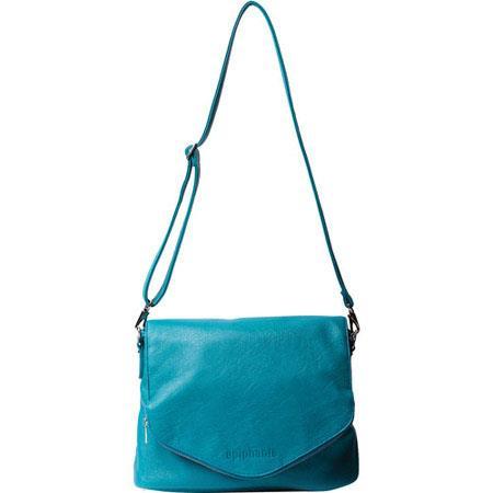 Epiphanie Charlotte Camera Bag Turquoise 168 - 283