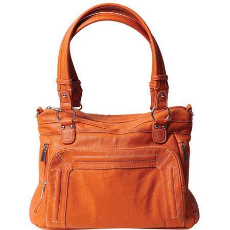 Epiphanie Ginger Shoulder Camera Bag Burnt 76 - 452