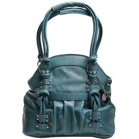Epiphanie Lola Shoulder Camera Bag Teal 72 - 620