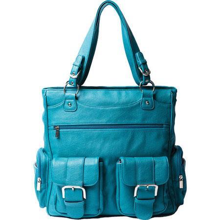 Epiphanie Madison Camera Backpack Turquoise 95 - 696