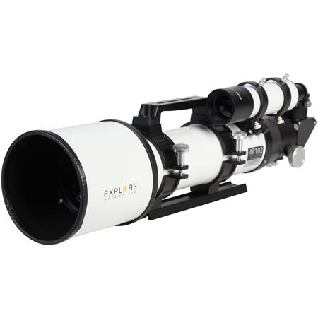Explore Scientific AR f Air Spaced Doublet Achromat Refractor Telescope 117 - 53