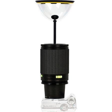 EyeSee degree GoPano Plus Panoramic Camera Mount Photowarp and Videowarp Software 137 - 371