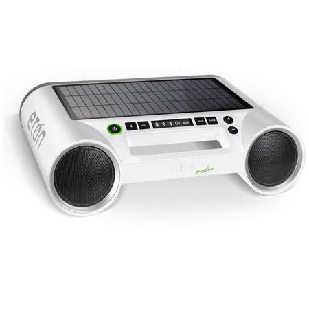 Eton Rukus Solar Portable Bluetooth Sound System  178 - 374