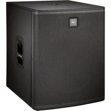 Electro Voice ELXP Live Powered Subwoofer Hz dB Frequency Response 45 - 614