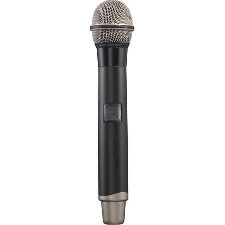 Electro Voice HT Wireless Handheld Microphone Transmitter Frequncy Band B 127 - 630