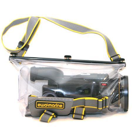 Ewa Marine VHH Underwater Video Camcorder Housing Panasonic DVC JVC PD HD HD Digital Camcorders 59 - 566