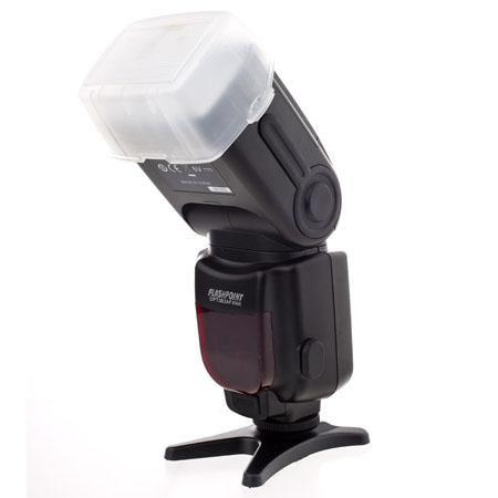 Flashpoint AF TTL Shoe Mount Speedlite Canon EOS GN m at mm 86 - 86