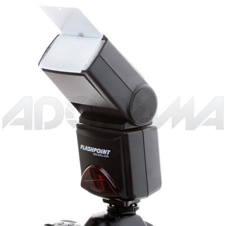 Flashpoint Speedlite Sony Alpha GN m at mm 142 - 454