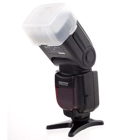 Flashpoint AF TTL Shoe Mount Speedlite Nikon GN m at mm 56 - 517