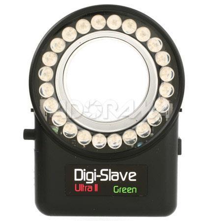 Digi Slave L Ring Ultra Green Light LED Ring Light Close Up Macro Photography 61 - 639