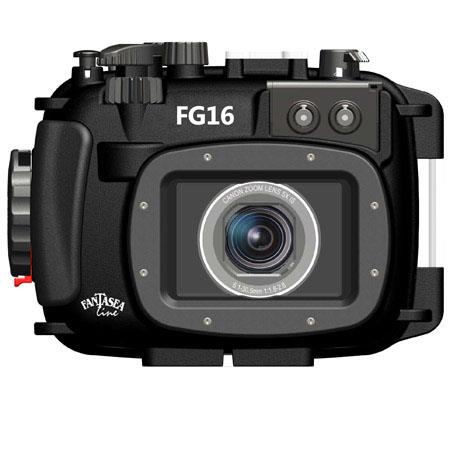 Fantasea FG Underwater Housing Canon PowerShot Digital Camera 332 - 10
