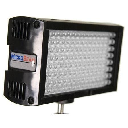 FloLight MicroBeam High Output Compact LED Light Sony Battery Plate Tungsten K Flood deg  289 - 327