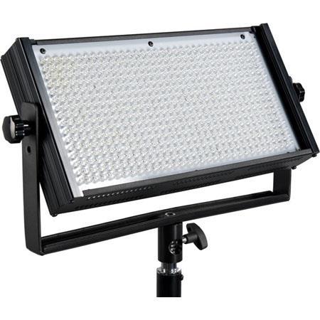 FloLight MicroBeam High Powered LED Video Light V Mount Battery Adapter Tungsten K Spot deg 27 - 493