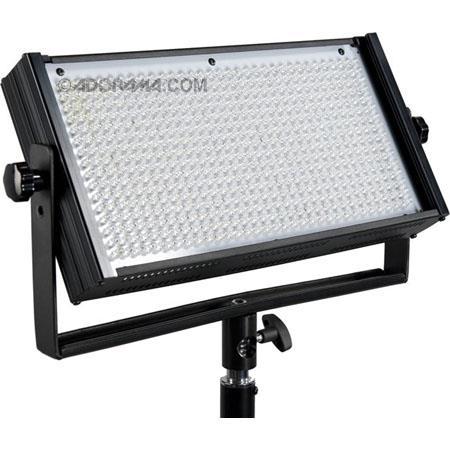 FloLight MicroBeam High Powered LED Video Light V Mount Battery Adapter 125 - 105
