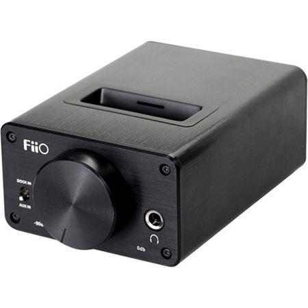 FiiO EK QOGIR Desktop Headphone Amplifier E Dock 54 - 687
