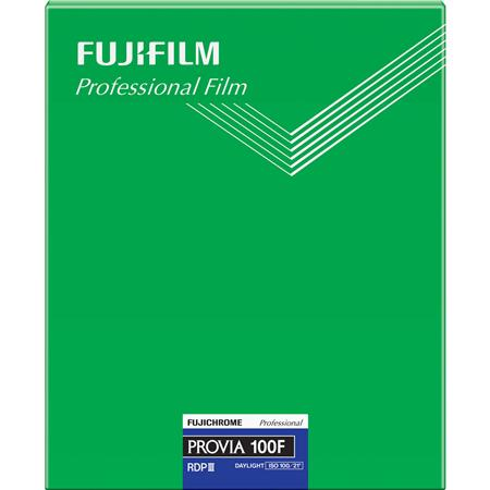 Fujifilm Fujichrome Provia RDP III F Color Slide Film ISOSheets Transparency 78 - 266
