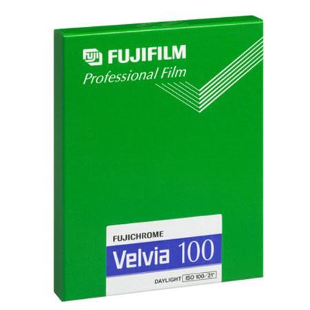 Fujifilm Fujichrome Velvia RVP Color Slide Film ISOTransparency Sheets 48 - 368
