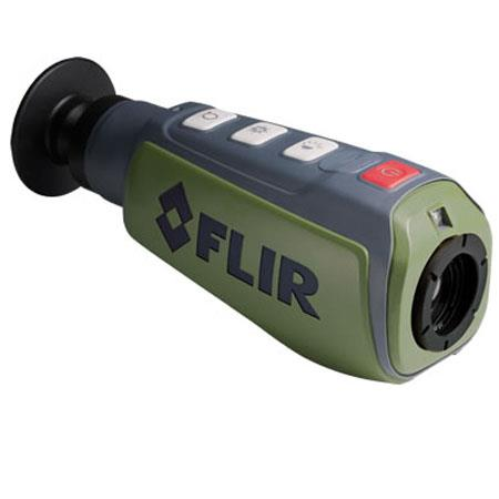 FLIR Scout PS Hz Video Thermal Imaging CameraResolution Focal Length Up toDigital Zoom Hz Refresh Ra 72 - 755