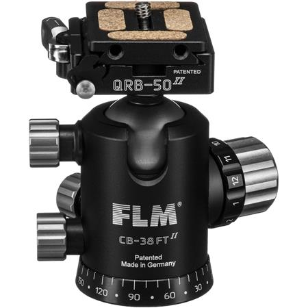 FLM CB FTR Pro Ballhead QPR Camera Plate 107 - 727