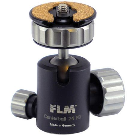 FLM CB FB Professional Ballhead Friction and Bottom Rotation Supports lbs 163 - 798