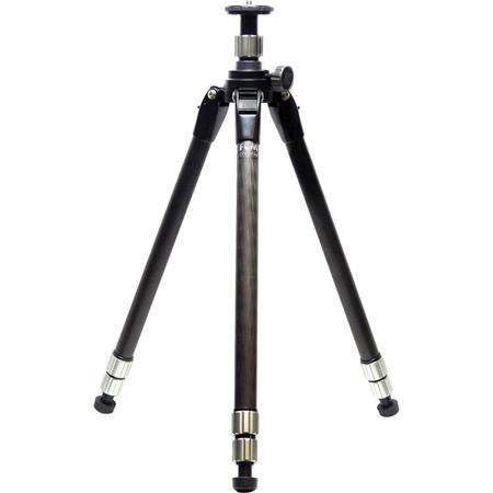 FLM CP ML Section Carbon Fiber Tripod cm MaHeight kg lbs Load Capacity Quick Change System 137 - 58