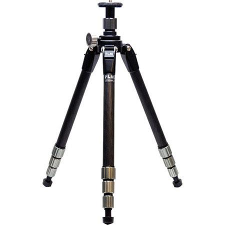 FLM CP ML Sections Carbon Fiber Tripod cm MaHeight kg lbs Load Capacity Quick Change System 103 - 166