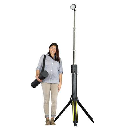 FoxFury Nomad Prime Portable LED Area Spot Light 111 - 161