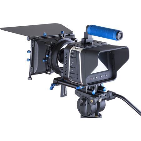 Flashpoint Cagemagic Cinema Camera Kit MattBox 81 - 665