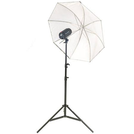 Flashpoint Budget Studio Monolight Flash Watt Seconds One Light kit 175 - 572