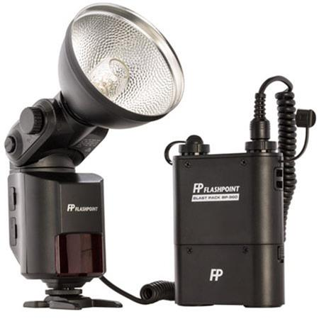 Flashpoint StreakLight Ws Flash Blast Power Pack 326 - 391