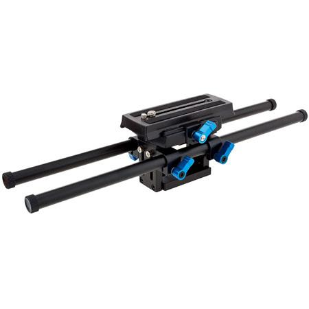 Flashpoint Baseplate Platform Pair of cm Rods Quick Release System 201 - 393