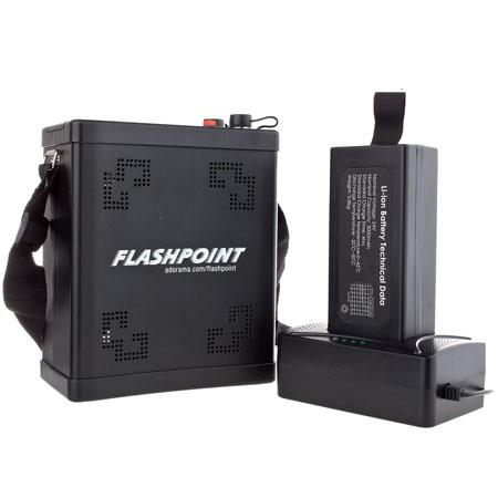 Flashpoint Battery Pack Flashpoint ws Ring Light 72 - 788