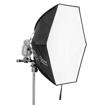 Glow HexaPop portable off camera flash Series 116 - 630